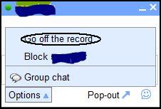 how to chat with someone on gmail