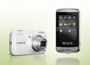 First Android Powered Camera - Nikon's Coolpix S800c