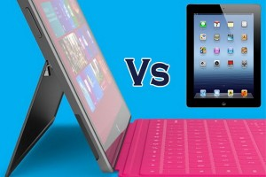 Microsoft Surface Tablet v/s iPad - What to Buy?