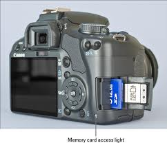How to Choose A Memory Card For Your Camera