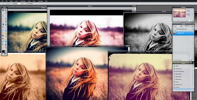 5 Free Awesome Tools to Process and Edit Photos Online
