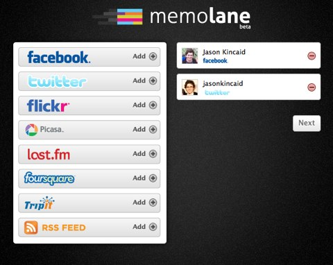 Cherish Memories From Your Online Past With Memolane.com