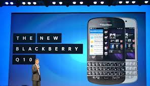 Features Of BlackBerry Q10