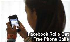 Facebook Messenger App Adding Free Voice Calls Options To iPhone Users