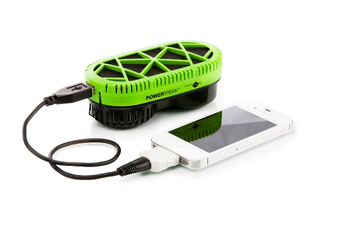 A Soon To Be Launched Charger Powertrekk