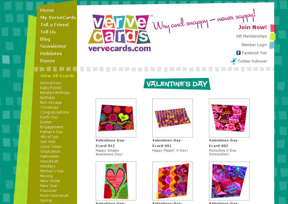 5 Best Valentine's Day E-card Sites