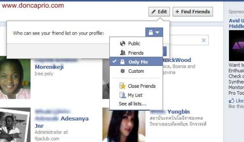 How To Protect Privacy On Facebook Graph Search