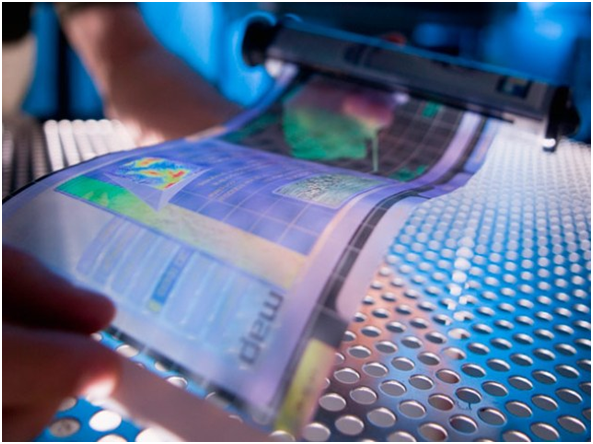 Future of User Interfaces-Flexible Displays