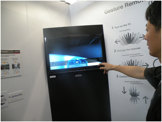 Future of User Interfaces-Gesture Recognition