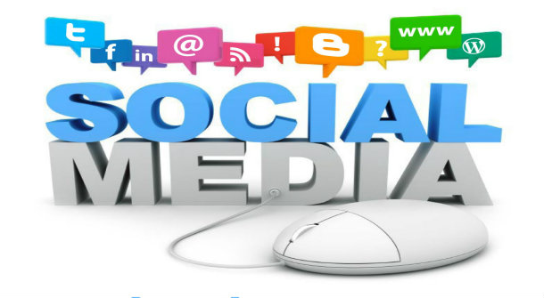 Social media about business